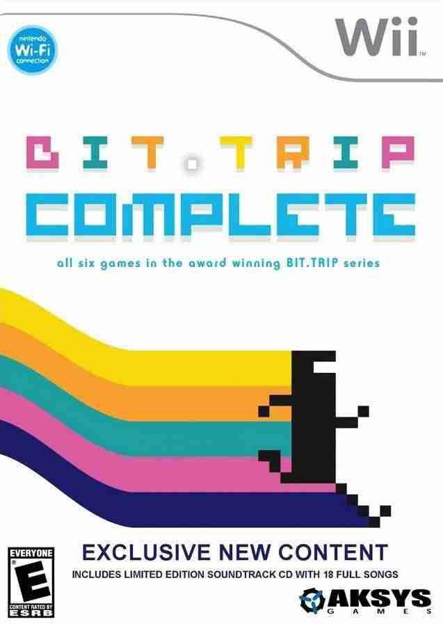 Descargar Bit Trip Complete [English][USA][HUGO] por Torrent